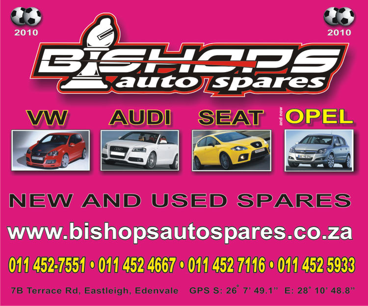 Spares - Bishops Auto Spares